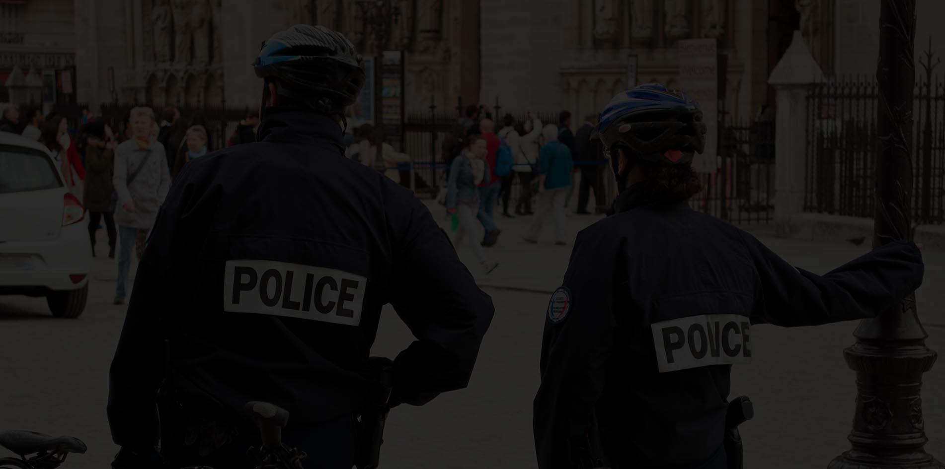 law enforcement self defense